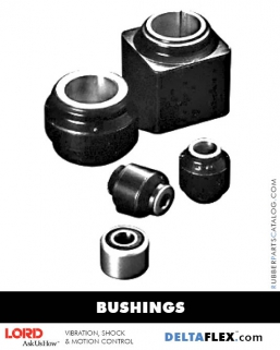 Rubber-Parts-Catalog-Delta-Flex-LORD-Bushings