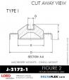 RUBBER-PARTS-CATALOG-DELTA-FLEX-LORD-CORPORATION-VIBRATION-ISOLATER-Machinery-Mounts-LATTICE-MOUNT-RUBBER-PARTS-CATALOG-DELTA-FLEX-LORD-CORPORATION-VIBRATION-ISOLATER-Machinery-Mounts-Chan-L-MOUNT-J-2172-1