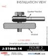 RUBBER-PARTS-CATALOG-DELTAFLEX-Vibration-Isolator-LORD-ROD-ENDS-J-21066-14