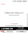 RUBBER-PARTS-CATALOG-DELTAFLEX-Vibration-Isolator-LORD-ROD-ENDS-J-21066-24
