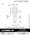 RUBBER-PARTS-CATALOG-DELTAFLEX-Vibration-Isolator-LORD-ROD-ENDS-J-21068-16