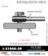 RUBBER-PARTS-CATALOG-DELTAFLEX-Vibration-Isolator-LORD-ROD-ENDS-J-21068-30