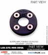 Rubber-Parts-Catalog-Delta-Flex-LORD-DYNAFLEX-Coupling-LCR-Type-LCR-275-400-004A