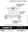 RUBBER-PARTS-CATALOG-DELTA-FLEX-LORD-CORPORATION-VIBRATION-ISOLATER-Machinery-Mounts-LATTICE-MOUNT-RUBBER-PARTS-CATALOG-DELTA-FLEX-LORD-CORPORATION-VIBRATION-ISOLATER-Machinery-Mounts-LATTICE-MOUNT-J-5665-33