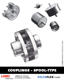 LORD Rubber Coupling